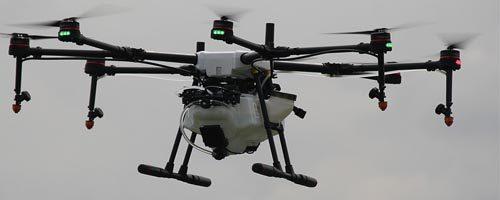 nanotech and drones